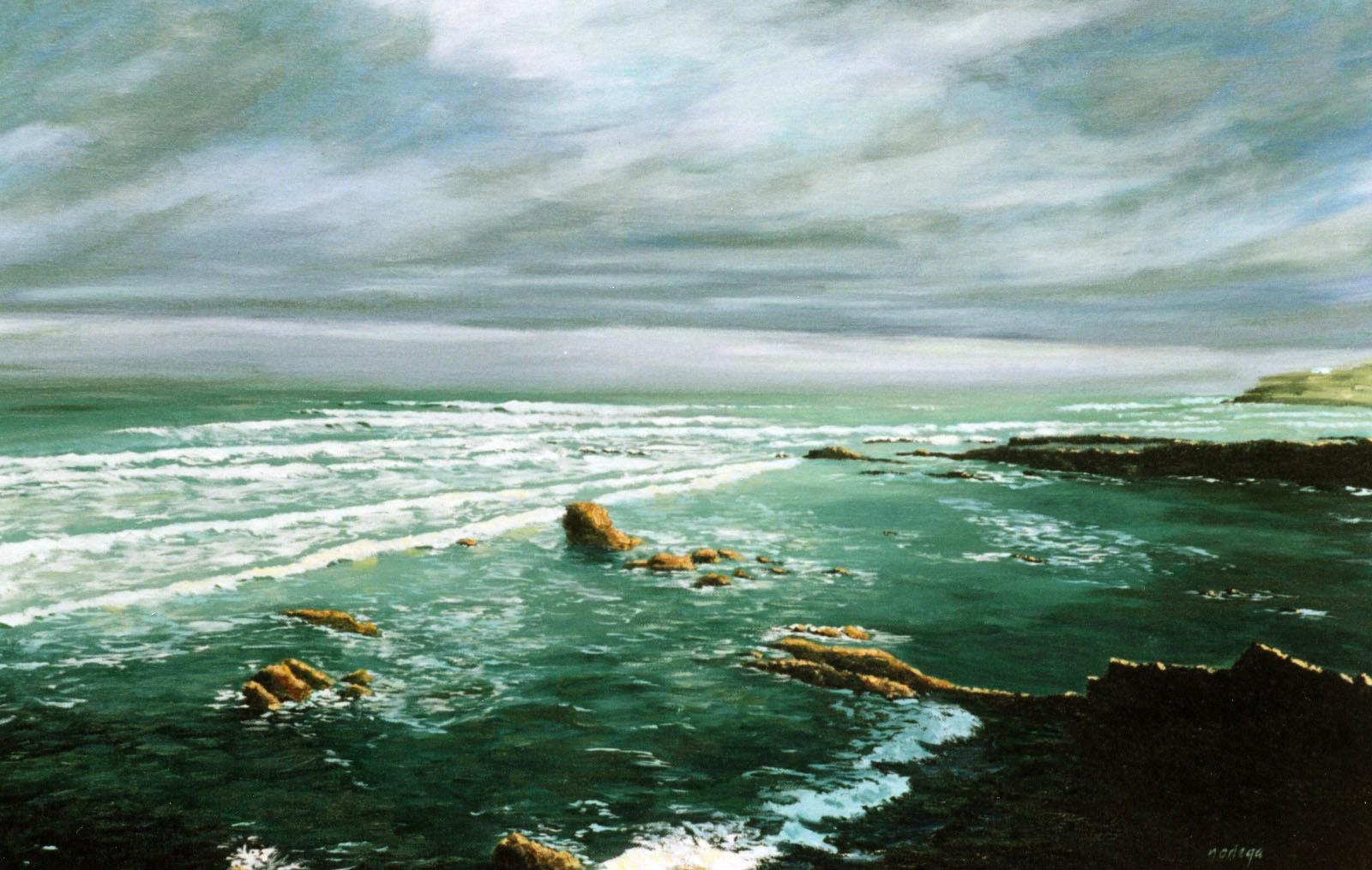 Cantares 1 las olas del mar ideario alternativo